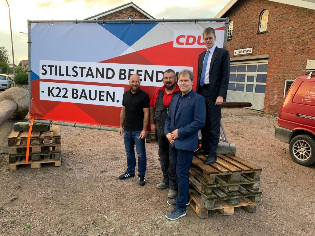 K22 bauen